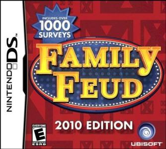 Family Feud 2010 Edition/DS