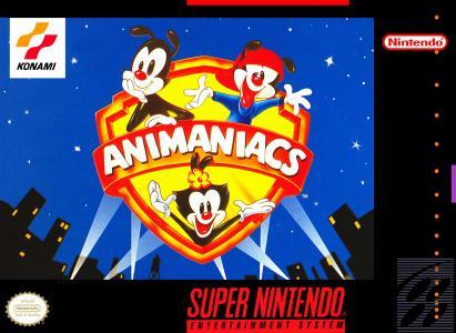 Animaniacs/SNES
