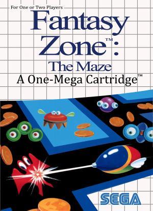 Fantasy Zone The Maze/Master System