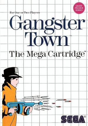 Gangster Town/Sega Master