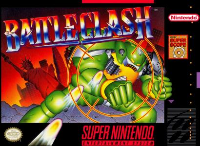 BattleClash/SNES