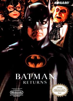 Batman Returns/NES