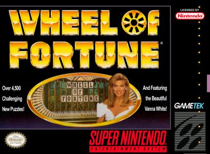 Wheel Of Fortune/SNES