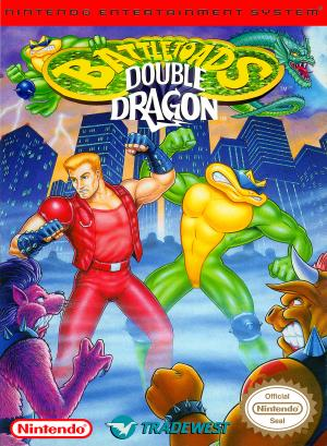 Battletoads & Double Dragon/NES