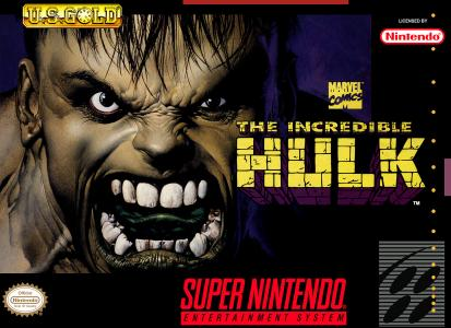 The Incredible Hulk/SNES