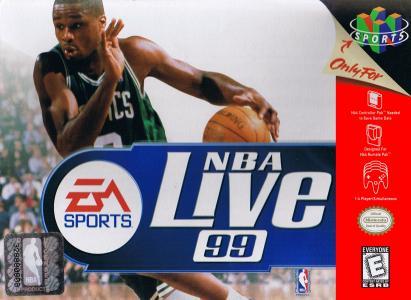 NBA Live 99/N64