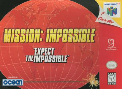 Mission Impossible/N64