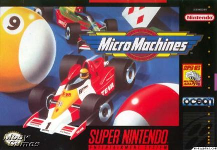 Micro Machines/SNES