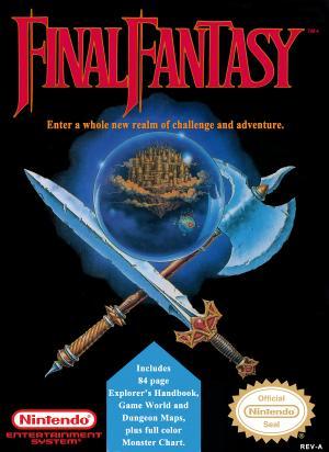 Final Fantasy/NES