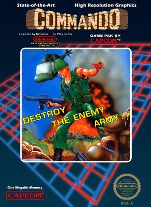 Commando/NES