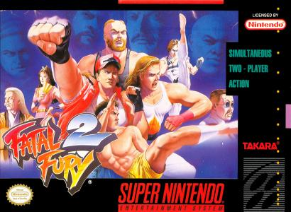 Fatal Fury 2/SNES