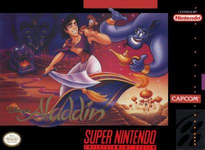 Aladdin/SNES