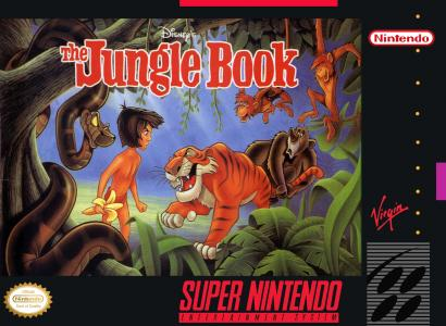 The Jungle Book/SNES
