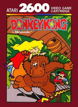 Donkey Kong/Atari 2600