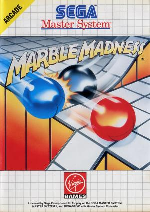Marble Madness cover
