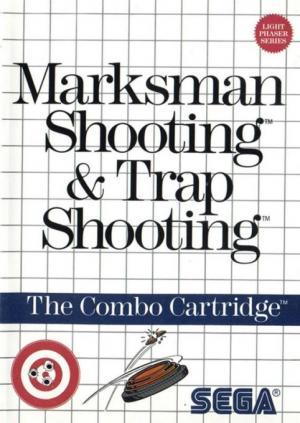 Marksman Shooting & Trap Shooting/Sega Master