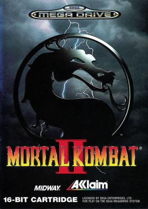Mortal Kombat II/Mega Drive