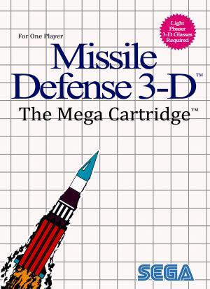 Missile Defense 3-D/Sega Master