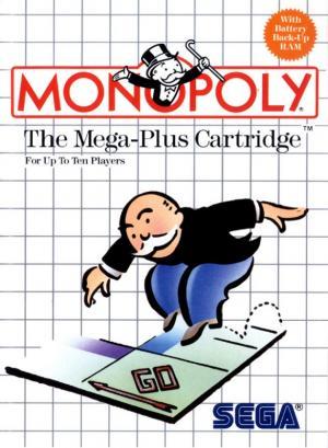Monopoly/Sega Master