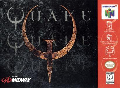 Quake/N64