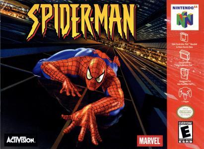 Spider-Man/N64