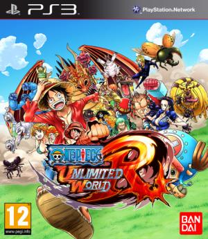 One Piece Unlimited World Red/PS3