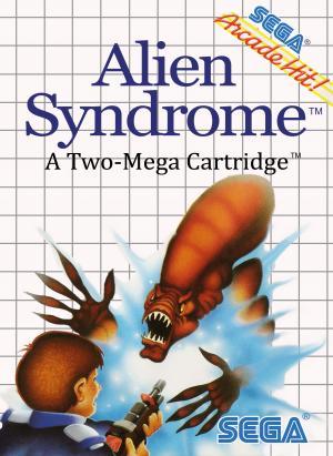 Alien Syndrome/Sega Master