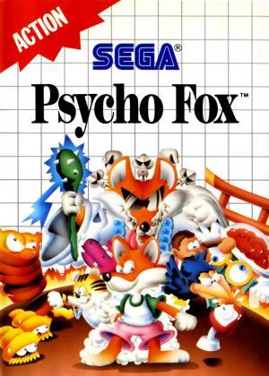 Psycho Fox/Sega Master