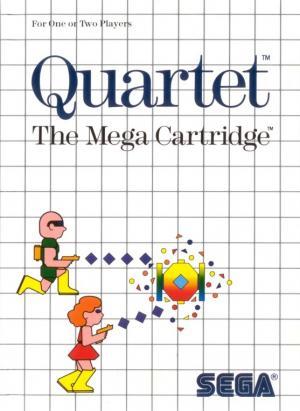 Quartet / Sega Master System