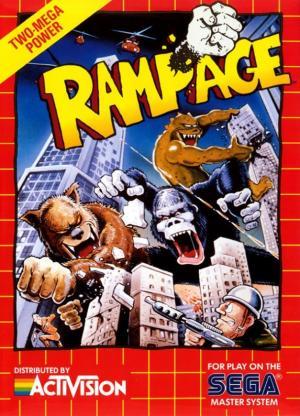 Rampage/Sega Master