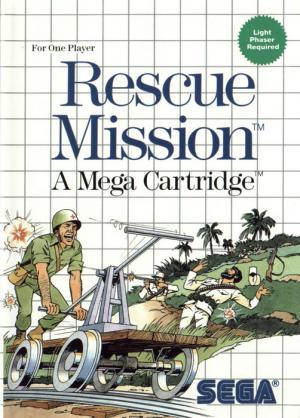Rescue Mission /Sega Master