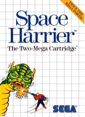 Space Harrier/Sega Master