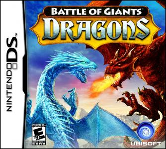 Battle of Giants - Dragons /DS