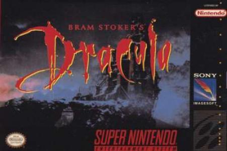 Bram Stoker's Dracula/SNES