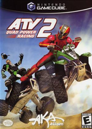 ATV Quad Power Racing 2/Game Cube