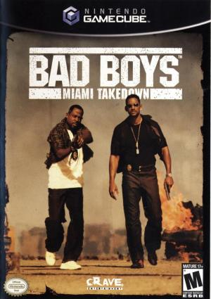 Bad Boys Miami Takedown/GameCube
