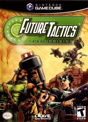 Future Tactics The Uprising/GameCube