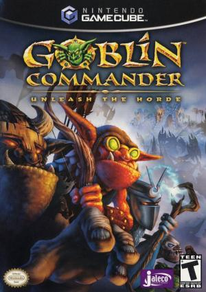 Goblin Commander Unleash The Horde/Game Cube