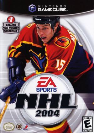 NHL 2004/Game Cube