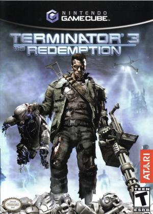 Terminator 3 The Redemption/Game Cube