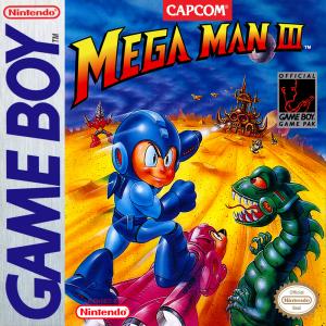 Mega Man III/Game Boy