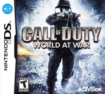 Call Of Duty World At War/DS
