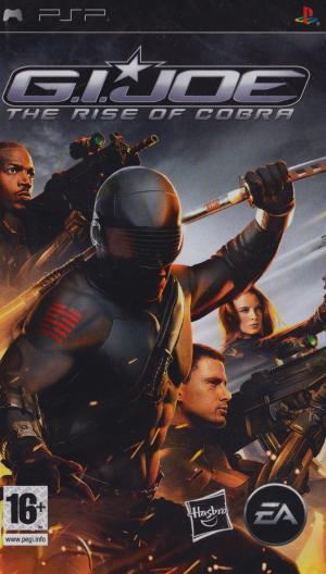 G.I. Joe The Rise Of Cobra/PSP