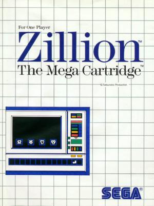 Zillion / Sega Master System