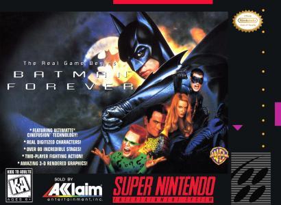 Batman Forever/SNES