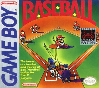 Baseball/Game Boy