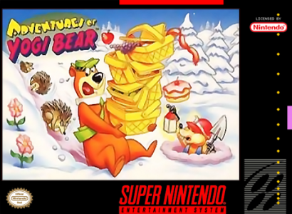 Adventures Of Yogi Bear/SNES