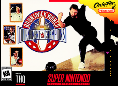 Brunswick World Tournament Of Champions/SNES