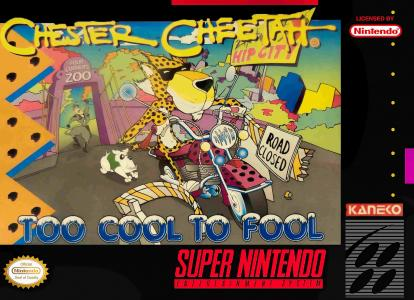 Chester Cheetah Too Cool to Fool/SNES