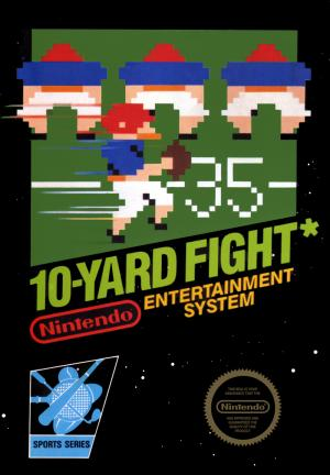 10-Yard Fight/NES